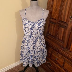 American Eagle Outfitters Ruffled Sundress